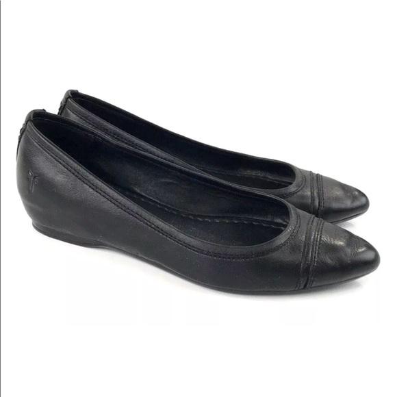 e7b77c73d0948 Frye Shoes | Alicia Hidden Wedge Ballet Flats | Poshmark